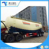 preço de fábrica de alta qualidade dos transportes de materiais em pó semi reboque