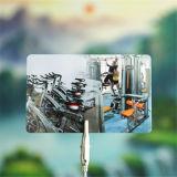 Plástico RFID de alta frecuencia F08 Smart tarjeta VIP con tarjeta de códigos de barras