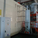 Nuevo Conveyorised Dustfree Spray automático de la línea de Revestimiento UV