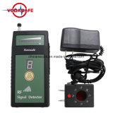 Bug Detector Detector inalámbrico de cámara del dispositivo Full-Range Anti espionaje Anti-Wiretapped Detector de señal de RF con Umbral automático