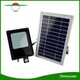 120светодиодный датчик PIR Раскинут лампы прожектора на солнечной энергии