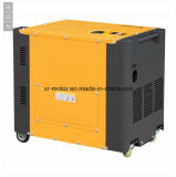 5kw draagbare Luchtgekoelde Stille Diesel Generator