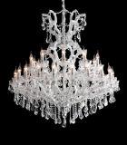 Lampadario a bracci moderno di cristallo della decorazione di progetto dell'hotel (2049)