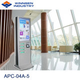 Winnsenはスマートな電話充満端末APC-04A-5をカスタマイズした