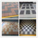 Alta Resistência Deslizantes Quaility permeável água cerâmica/piso de concreto Espalhadoras/Brick