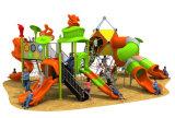De hete Apparatuur van de Speelplaats van de Jonge geitjes van de Kleuterschool van de Verkoop Commerciële Plastic Openlucht (hd-084A)