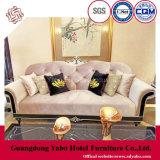 Mobilia dell'hotel della stella con la mobilia di lusso del salone impostata (HL-2-5)