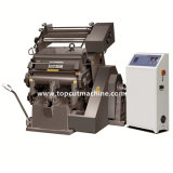 Tymk-750縦の型抜きおよびホイルの熱い切手自動販売機