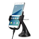 Soporte para teléfono cargador inalámbrico de coche Cargador de teléfono inalámbrico mejor Qi Universal cargador inalámbrico