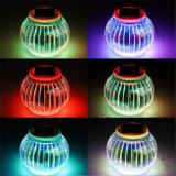 3D錯覚の球党休日の太陽ライトLED屋内照明妖精の装飾的なライト