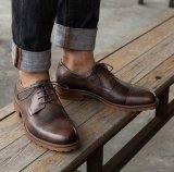 El negocio de los hombres Zapatos de Vestir Casual Plus-Size tamaño 45 46 47