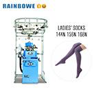 RB-6fp automatische machine voor het maken van platte sokken