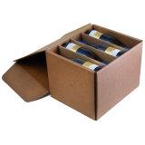 Настраиваемые гофрированный пивных бутылок упаковочной коробке