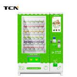 Npt Frutas Legumes máquina de venda automática de alimentos congelados com ecrã de 22''