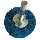 Disco para trituração abrasivos de diamante flexível para tratamento de superfície