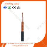 Rg58 75 ohms RG6 RG59 câble RG11 pour la vidéosurveillance (CE, RoHS, CFCP) Câble coaxial de Communication