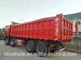 Sinotruk HOWO Esq/Dir 8*4 HP 371/380Caminhão Basculante caminhão de caixa basculante