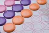 De Mat van het Baksel van het Silicone van de Druk van de douane met Privé Etiket