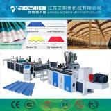 Vitrage PVC/tôle de toit de tôle ondulée/Wave/Conseil/la plaque de faire des machines