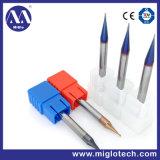 Personnalisés et la coupe de l'outil de fraisage CNC pour une coupe de précision (MC-100129)