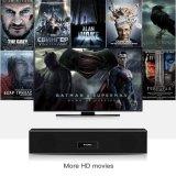 De androïde Doos van TV met de Doos van Sstride van de Spreker Bluetooth met Amlogic S905X 2GB /16GB pre-Geïnstalleerde Kodi 17.3 Surpport 3D, Volledige 4K, Doos van het Theater van de Familie de Vastgestelde Hoogste