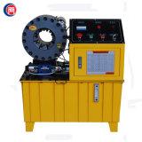 Machine sertissante de boyau hydraulique en caoutchouc à haute pression de la CE pour des tuyaux d'air