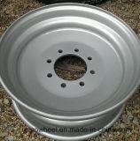 Освещения погрузчика 17,5 X6.75 стальной колесный диск