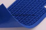 Mat van de Staaf van pvc van het Merk van de Douane van de bevordering 3D Rubber