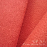 Tissu en microfibre en cuir imitation pour décoration intérieure
