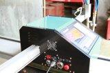 máquina de estaca poratble do metal de CNCplasma para a placa de metal