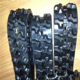 Малый тип резиновый след для миниых землечерпалки или робота (150X60X37)