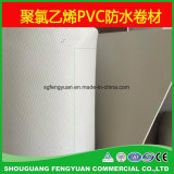 강화된 PVC 및 반대로 루트 방수 막