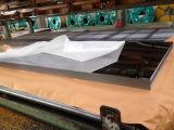Hoja de acero inoxidable laminado en frío (430 hojas de papel).
