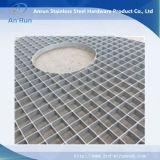 Grades de piso Coberturas de drenagem de aço inoxidável Grades Drenos