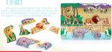 Greensource, película da transferência térmica para de madeira do enigma Jigsaw