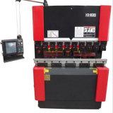 Máquina de dobra hidráulica do CNC para a placa de metal