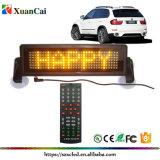 Hohe Helligkeit BAD Halb-Im Freien LED Verschieben- der Bildschirmanzeigeauto-Zeichen