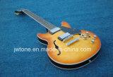 Honeyburst Hollow Body Es 335 Jazz Guitare électrique