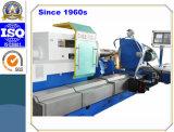 La Chine Professional Tour CNC Horizontal pour tourner l'arbre de la métallurgie (CG61100)