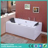 Banheira de banheira de hidromassagem de interior rectangular (TLP-658)