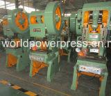 Máquina excêntrica Inclinable da imprensa de potência de 25 toneladas