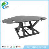 Jn-Ld09-T ajustáveis sentam a mesa ergonómica da mesa do carrinho