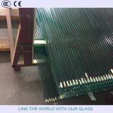 緩和されたガラスが付いている安全ガラス
