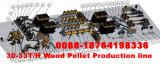9t/H 중국 최신 판매 생물 자원 연료 나무 펠릿 플랜트
