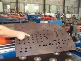 鋼板油圧打つ機械