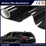 Пленка Balck Vlt 5% окна автомобиля пленки оптового автомобиля солнечная, 2 слоя, Царапать-Упорное, UV 99%