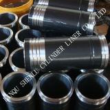 Trazador de líneas del cilindro de los recambios del motor diesel usado para la oruga D375