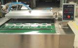 Semi-automático de control PLC de empacadora al vacío de alimentos