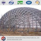 Structure en acier préfabriqués tuyau Sinoacme Truss Bâtiment de service