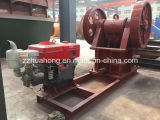 PE150*250 Diesel Jaw Crusher、SaleのためのDiesel Engine Stone Crusher
